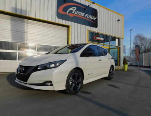 Nissan Leaf Teckna Electrique dispo chez Autos Flauw Lesquin